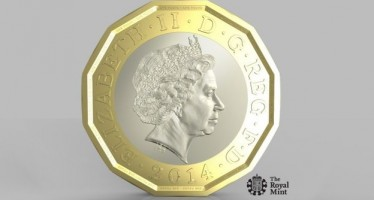 New 1 pound coin is believed to be the world's most secure coin