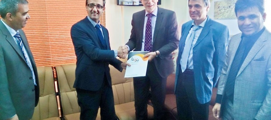Germany hands over two Badakhshan hydro power schemes to Afghan partners