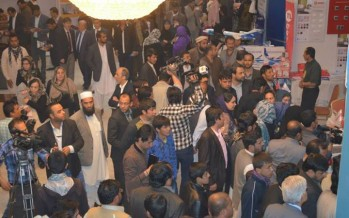 4th Afghan-Turk International Expo held in Kabul