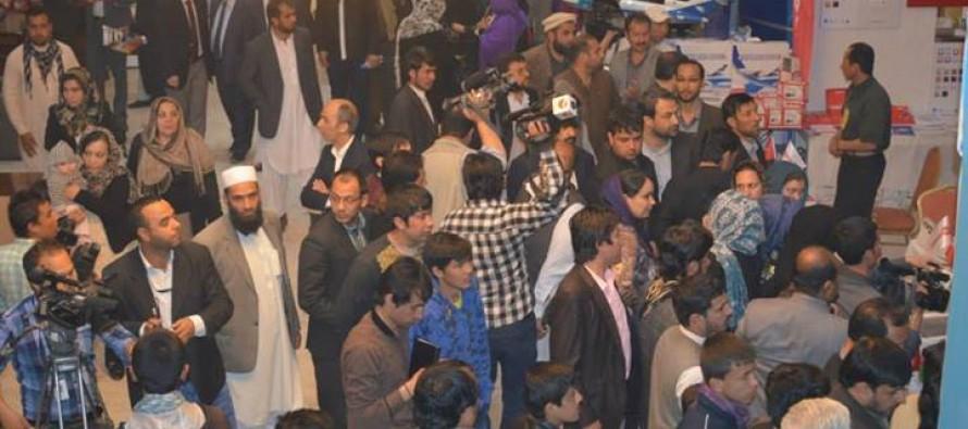 4th Afghan-Turk International Expo held in Kabul