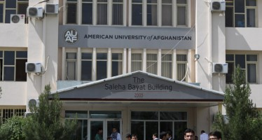 American University of Afghanistan starts courses in Nangarhar