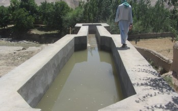 Seven NSP Projects Completed in Baqhlan Province