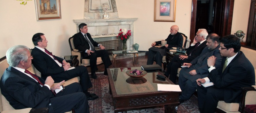 Russia, Afghanistan discuss expanding ties