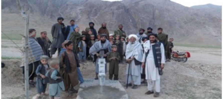 Fifteen NSP projects executed in Uruzgan Province