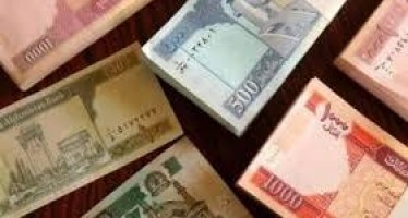 Afghani dips against US dollar