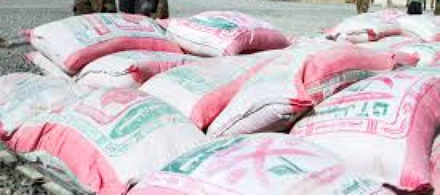 Price of flour dips, other commodities remain unchanged
