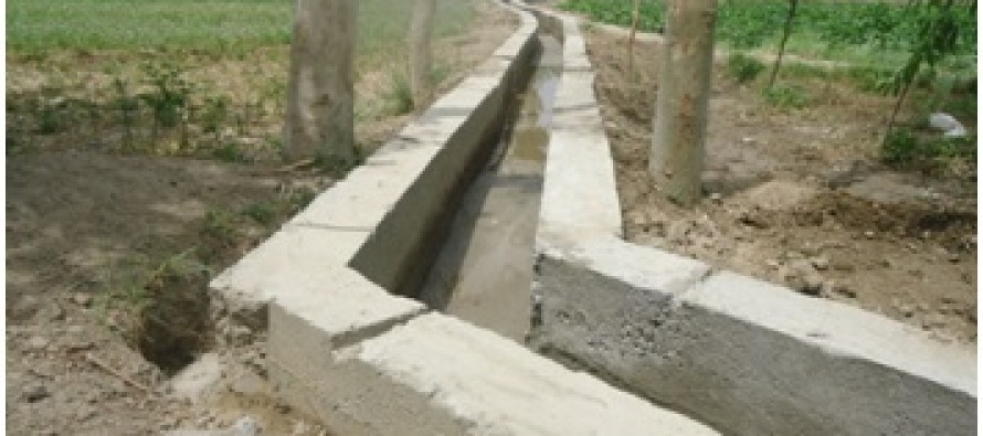 Ten development projects completed in Nangarhar province
