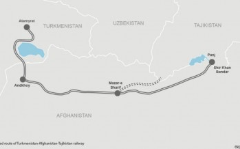 Implementation of the Afghan-Turkmen-Tajik railway continues