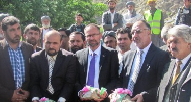 Germany supports construction of urban drinking water supply system in Faizabad