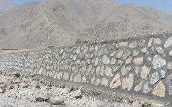 Seven NSP projects completed in Baghlan Province