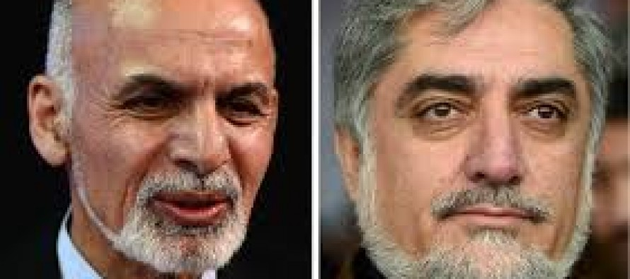 Afghan runoff contenders call for immediate ratification of Anti-Money Laundering Laws