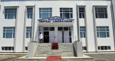 ANSA inaugurates new central laboratory complex
