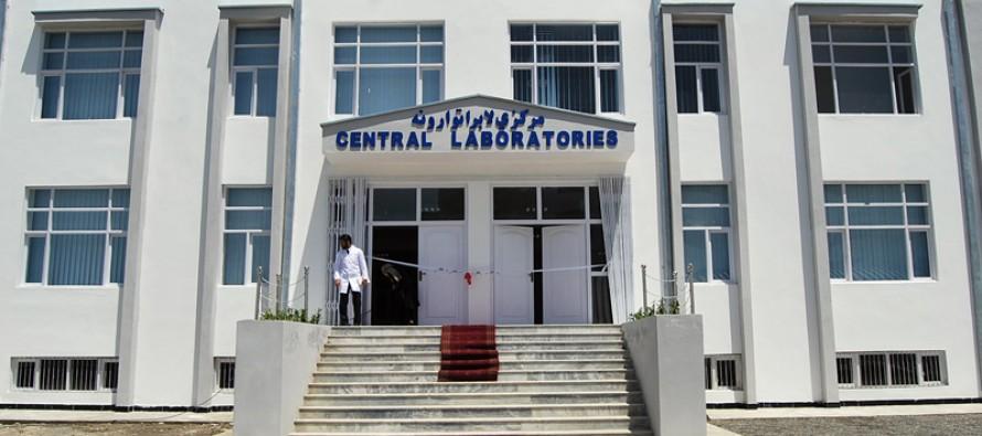 ANSA inaugurates new central laboratory complex
