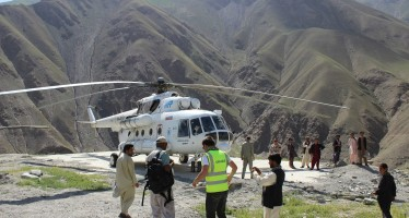 WFP provides emergency food for flood survivors in Baghlan province