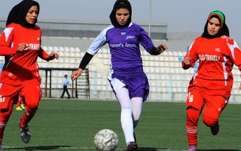 Afghan Football Club wins Women's Premier League title