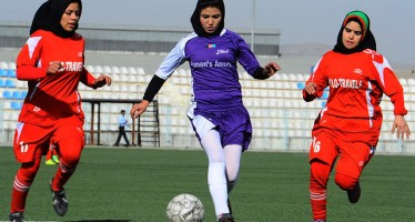 Afghan Football Club wins Women's Premier League title