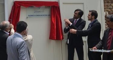 4 Business Communications Hubs established across Afghanistan