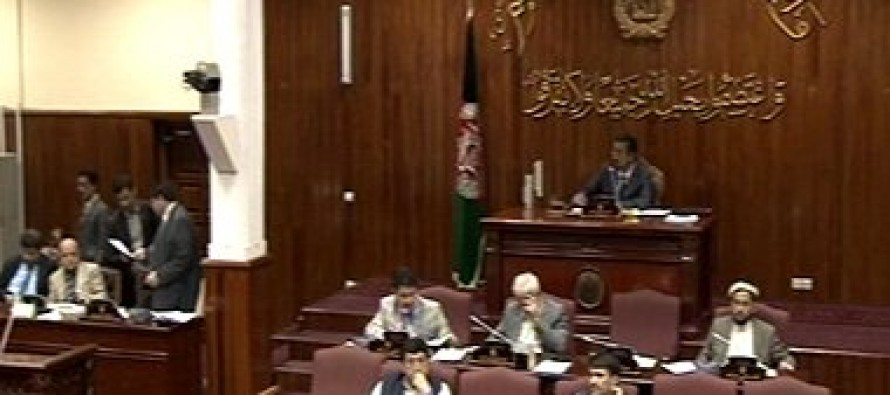 Wolesi Jirga fails to pass the Anti-Money Laundering Law