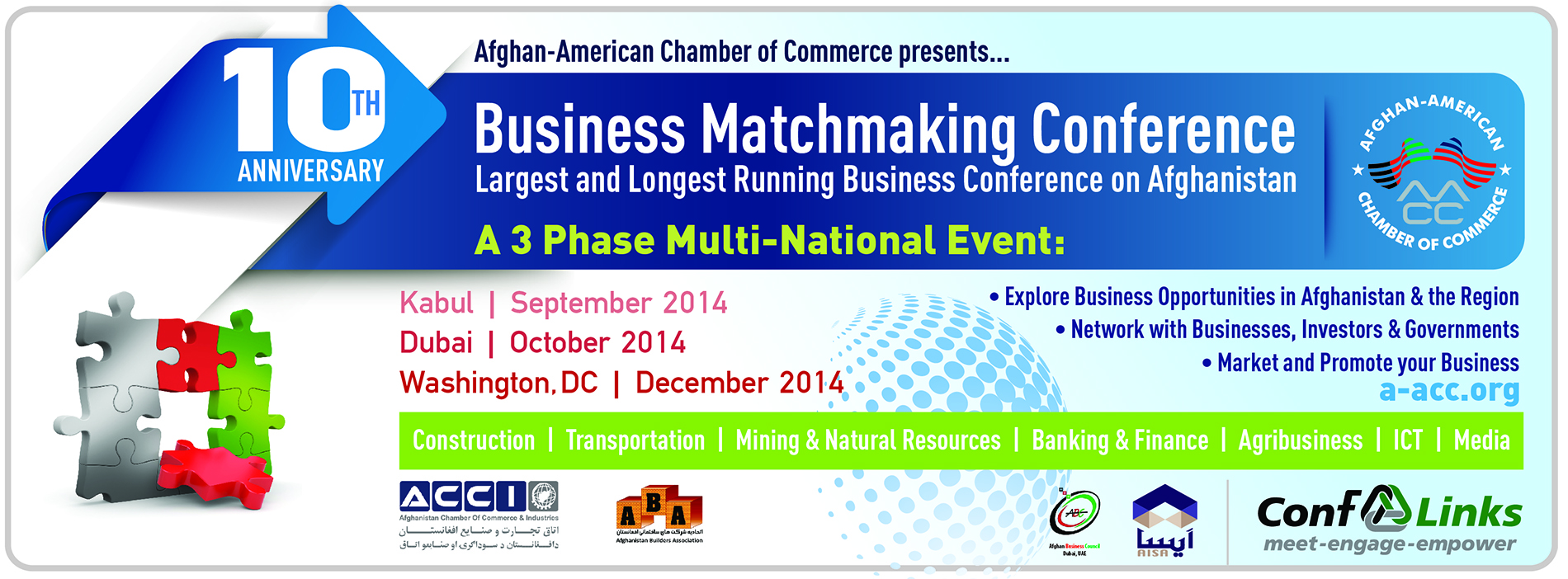 Business matchmaking events