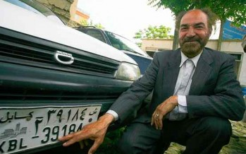 Curse of 39 a blow to Afghan traffic police revenue