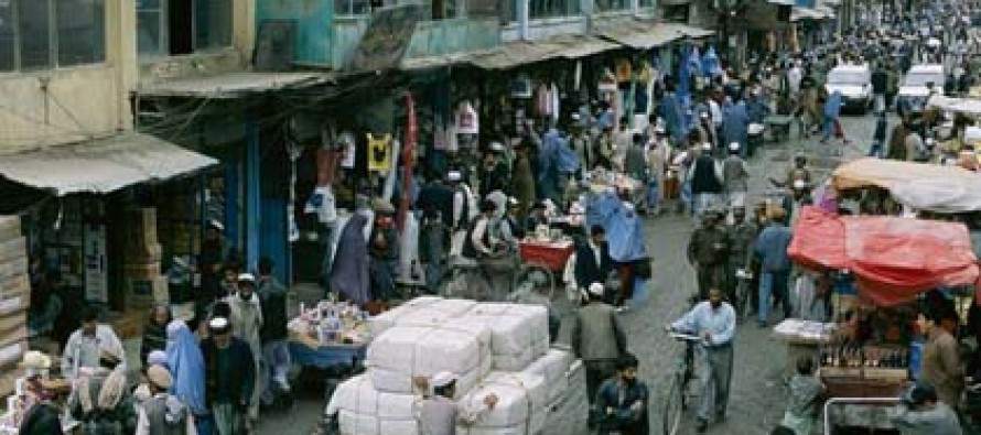 Afghanistan's population statistics