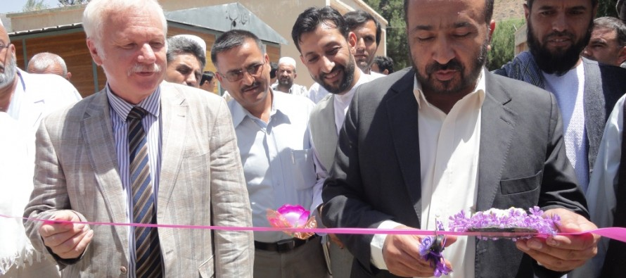 Takhar's Farkhar Hospital to get a new emergency unit with German funding