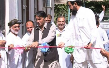 New tuberculosis treatment center to open in Kandahar city