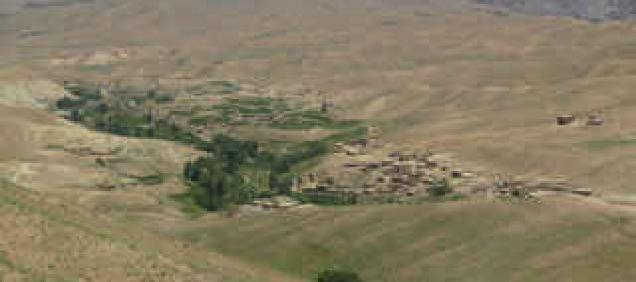 4 irrigation projects to be launched in Ghor