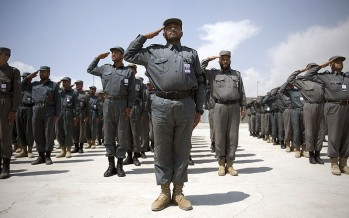 EU allocates 95mn Euro for Afghan National Police