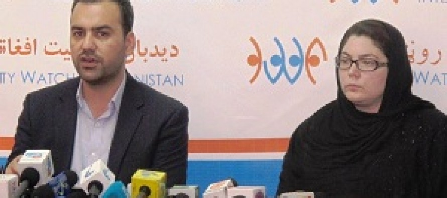 Integrity Watch Afghanistan discovers illegal extraction of gold
