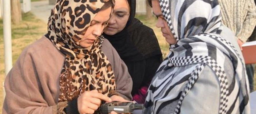 USAID awards new GPS units to Afghan Ministry of Mines