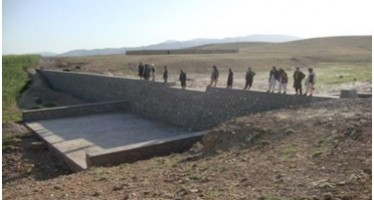 Four sub-projects of NSP completed in Uruzgan Province