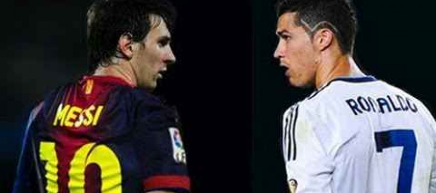 Ronaldo surpasses Messi in European competitions