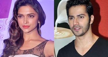 """Deepika and Varun as the lead pair in """"The Fault in Our Stars"""" remake"""