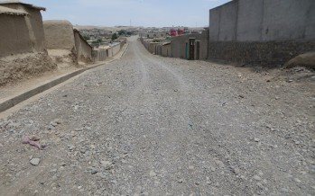 16 development projects ccompleted in Zabul Province