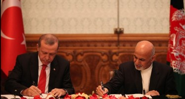 Afghanistan, Turkey ink strategic pact