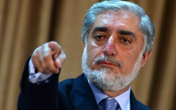 CEO Abdullah Abdullah stresses on economic reforms