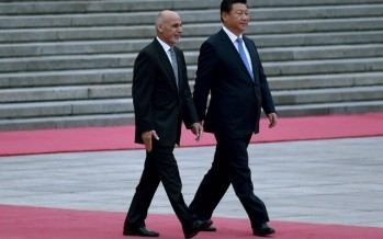 Afghanistan rolls out red carpet for Chinese investors