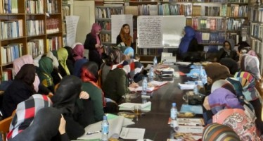 Samangan launches women's Shuras and starts women's rights awareness campaign with German help
