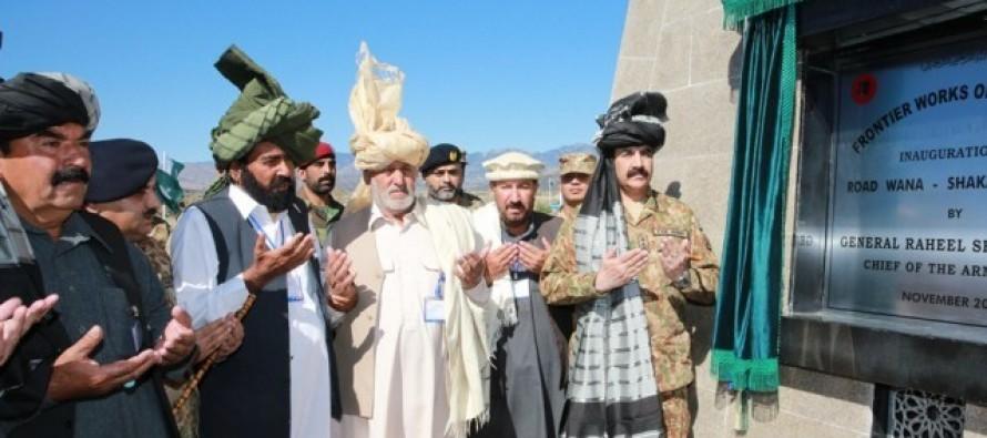 Key road linking Pakistan with Afghanistan opens in Waziristan