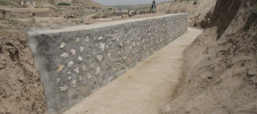 Sixteen  development projects executed in Samangan Province