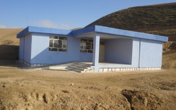 National Solidarity Program implements development projects in Sar-e-Pul