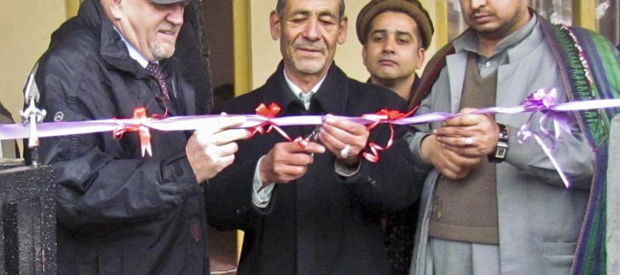 Better maintenance of confidential documents in Kunduz with German help