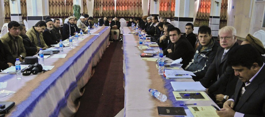 Mapping risks in Badakhshan to help communities at risk of natural disasters