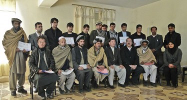 Baghlan province strengthening services for population with German support
