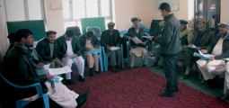Germany funds training for Afghan civil servants in Samangan