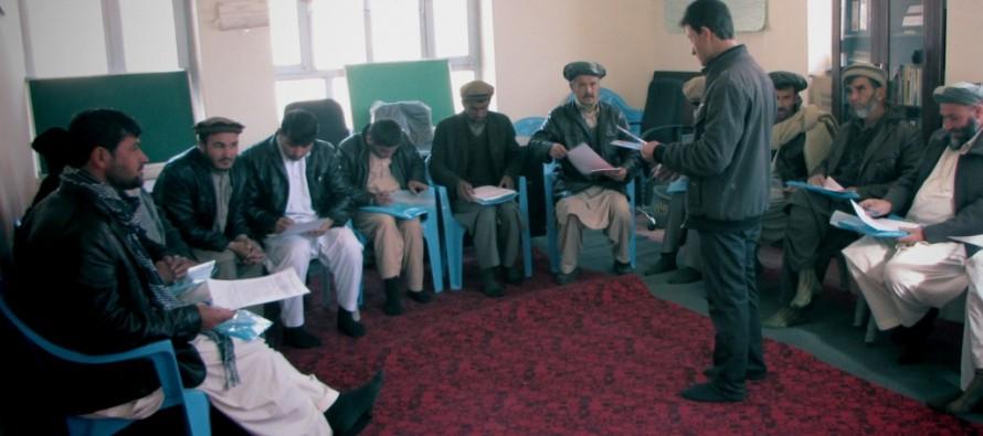 Germany funds training for Afghan civil servants in Samangan