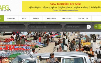 The first Afghan online Business Directory launched
