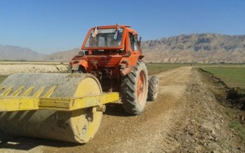 Ten welfare projects completed in Samangan Province