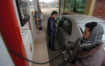 Oil price drops by 20% in Afghanistan